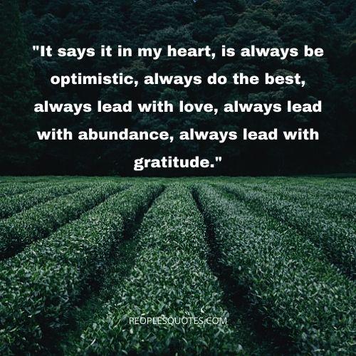Abundance of Love Quotes