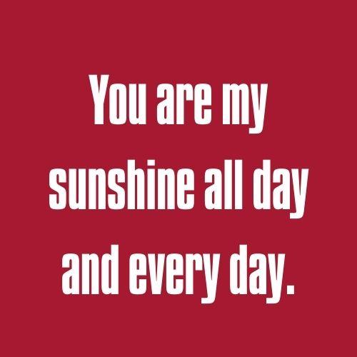 sunshine quotes images