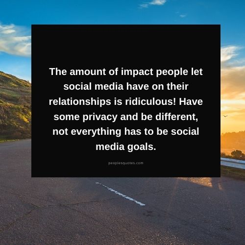 quotes about privacy and social media