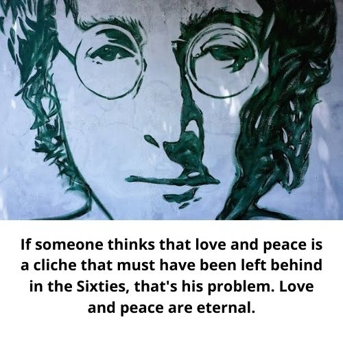 Love Quotes by John Lennon