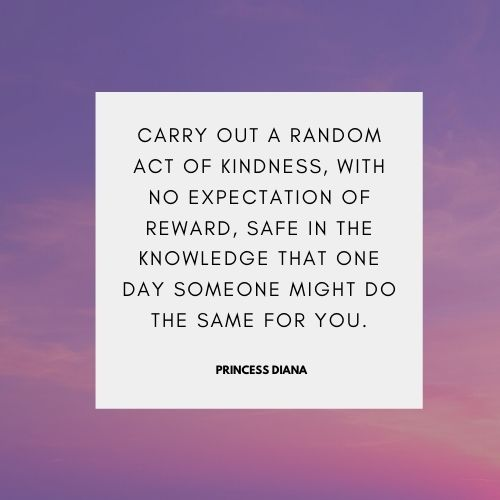 Random Acts of Kindness Quotes By Famous People