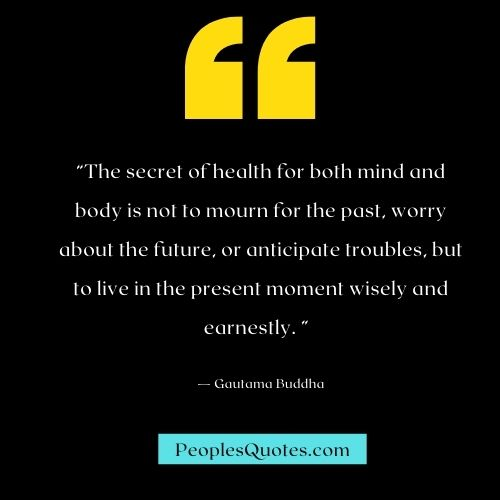 Health and wellness quotes