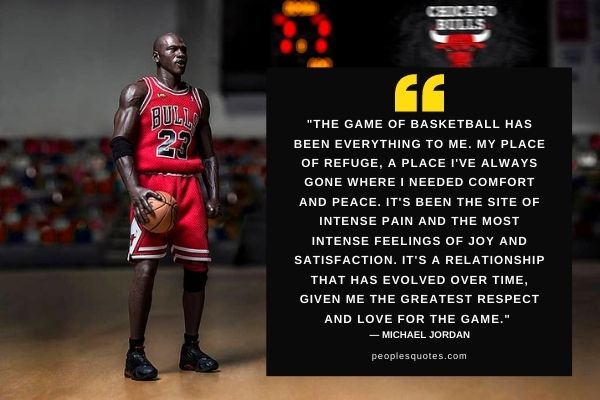 quotes on basketball by MJ