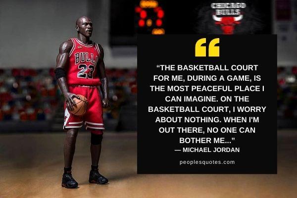 Michael Jordan Quotes About Basketball