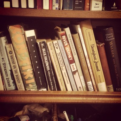 Shantyboat and river history library
