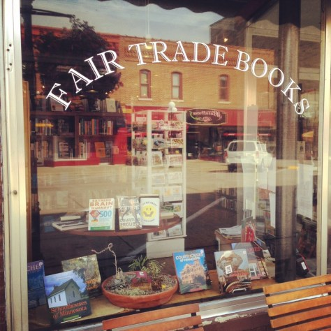 Fair Trade Books in Red Wing