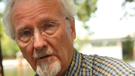 Edwin Hill, Mississippi River historian, interviewed in La Crosse, WI