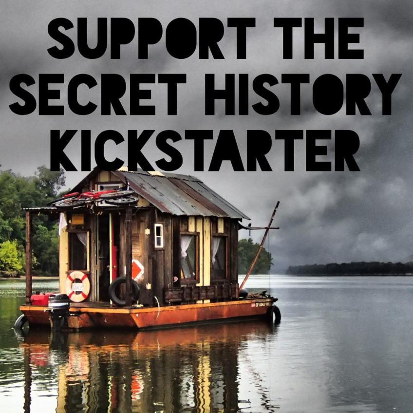 Only 2 weeks left of the Secret History @Kickstarter & still long way from goal. https://www.kickstarter.com/projects/1245766964/a-secret-history-sacramento-river-expedition