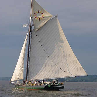 """""""For over 45 years, Hudson River Sloop Clearwater has been at the forefront of the environmental movement as champion of the Hudson River, working to pass landmark legislation like the Clean Water Act, and providing innovative educational programs, environmental advocacy, and musical celebrations, including the renowned annual Clearwater Festival, to inspire, educate, and activate millions of people."""" Thinking more about PCBs in the Hudson. Clearwater has a great guide to understanding the effects of PCBs: https://www.clearwater.org/news/pcbhealth.html @sloopclearwater"""