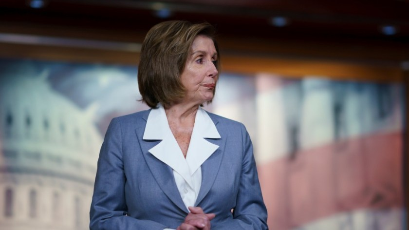 Why did Nancy Pelosi appeal to white supremacy to deny student loan forgiveness?
