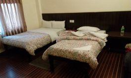 Upgraded room at Pokhara
