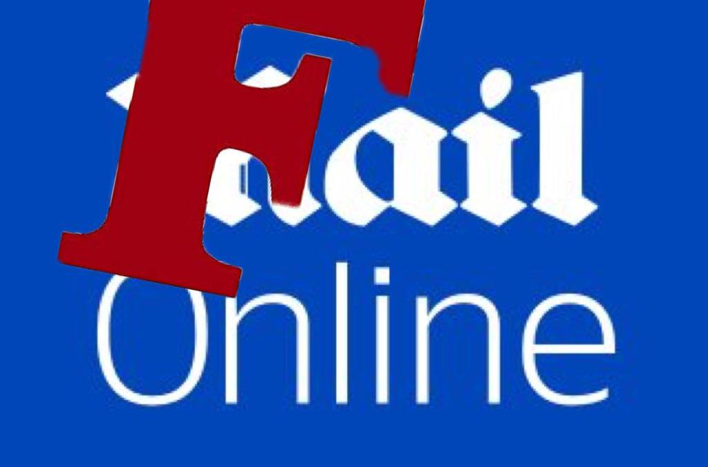 Best of Daily Fail – March