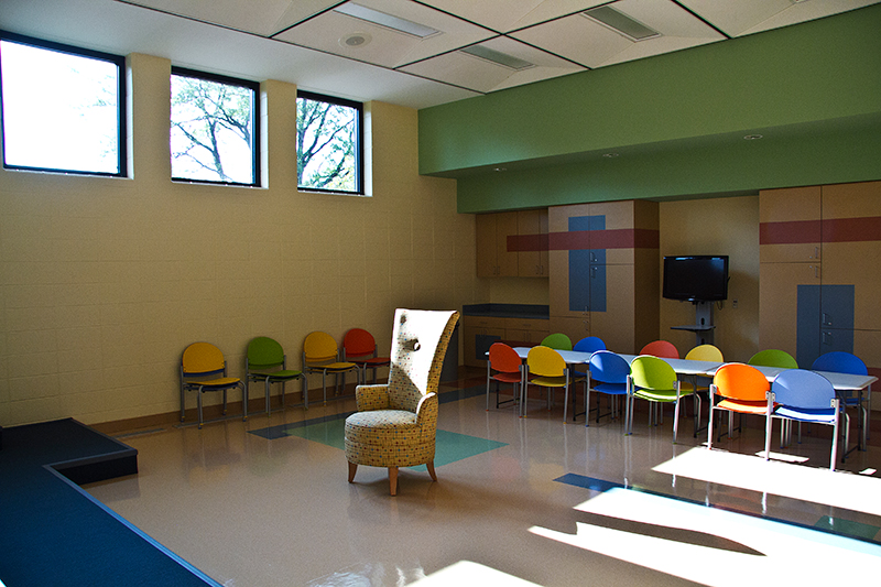 Lakeview Branch StoryTime-Room
