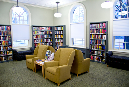 McClure Branch Seating