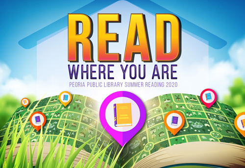 Youth Services: Summer Reading
