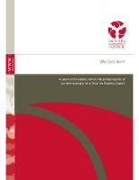 Pre-birth report 2008