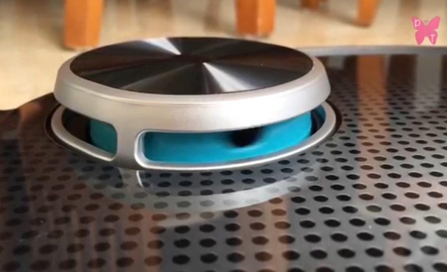 Torreta láser del robot Conga Serie 3090 - PepaTabero.com