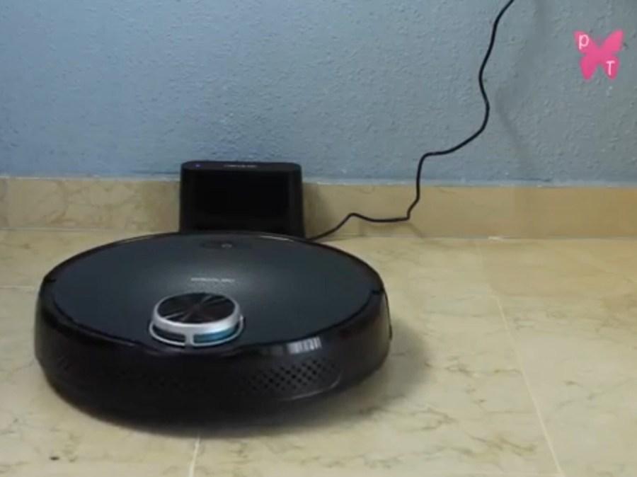 Conga Serie 3090 cargando batería - PepaTabero.com
