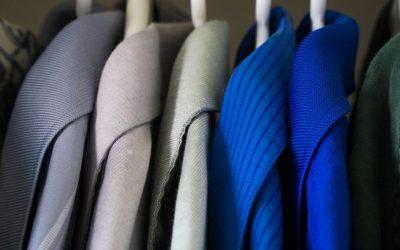 Limpiar un abrigo de lana o paño en casa. Muy fácil.