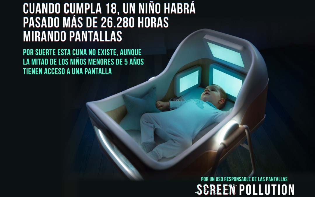 SP Future Screen Pollution Multiópticas vuelve a concienciarnos