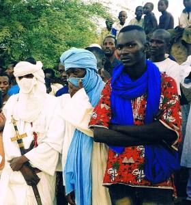 Mi amigo Isa fue esclavo hasta los 14 años en un caravanserai tuareg. Foto: Pepe Masai