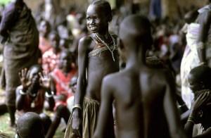 El experimento sudanés encerraba otro de los grandes silogismos falsos de las ONG. Foto: LUIS DAVILLA.