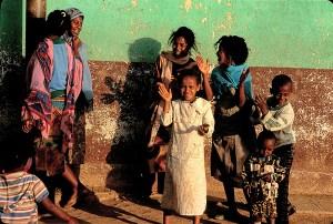 Foto LUIS DAVILLA. La generación de la posguerra en Eritrea.