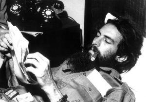 Camilo Cienfuegos en los últimos días de su vida.