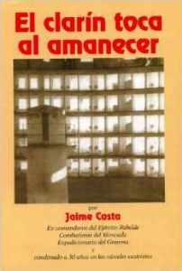Portada del libro de Jaime Costa.