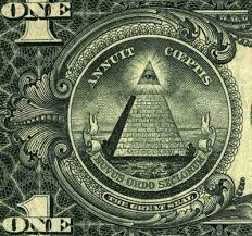 Símbolo masónico en el billete de 1 dólar