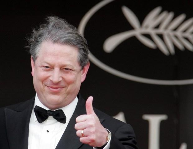 El vicepresidente Al Gore recibió el Premio Nobel por un documental lleno de mentiras