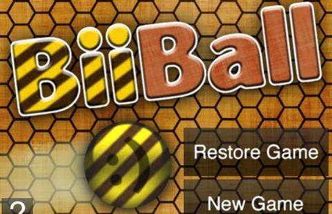 BiiBall 3D iPhone BiiBall 3D_2