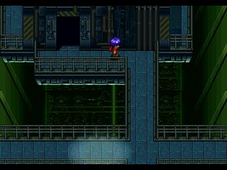 Wild Arms PlayStation Sobre la mitad del juego, algunas de las mazmorras toman una clara dirección de ciencia ficción. Esto está conectado a la historia del juego