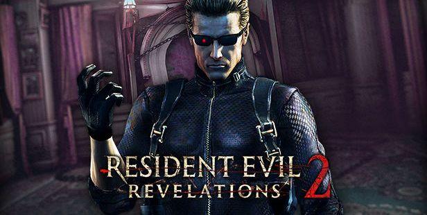 Resident Evil: Revelations 2 - Raid Mode Character: Albert Wesker PlayStation 3 Resident Evil: Revelations 2 - Raid Mode Character: Albert Wesker_0