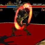 Killing Zone PlayStation  La arena final y la lucha ; una coincidencia de espejo.
