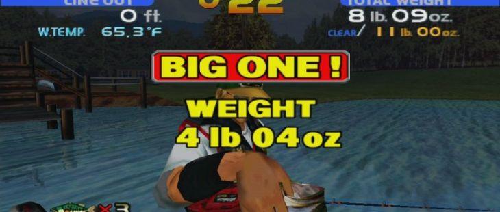 SEGA Bass Fishing PlayStation 3 SEGA Bass Fishing_13