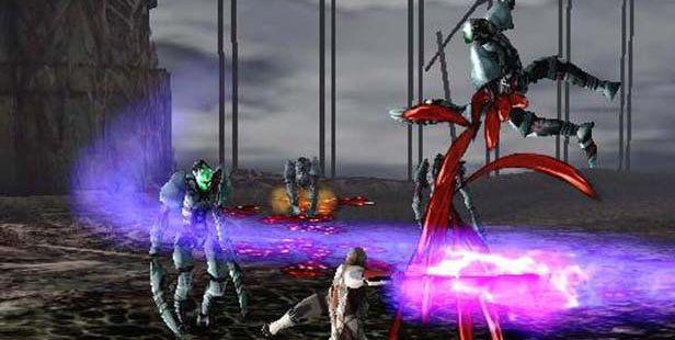 Nano Breaker PlayStation 2 Nano Breaker_4
