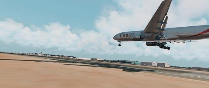 X-Plane 11: Bahrain Intl Airport & City Linux X-Plane 11: Bahrain Intl Airport & City_1