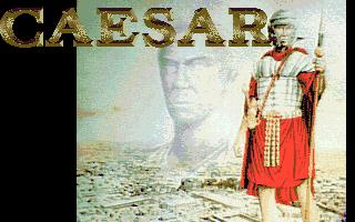 Caesar Amiga Pantalla de título