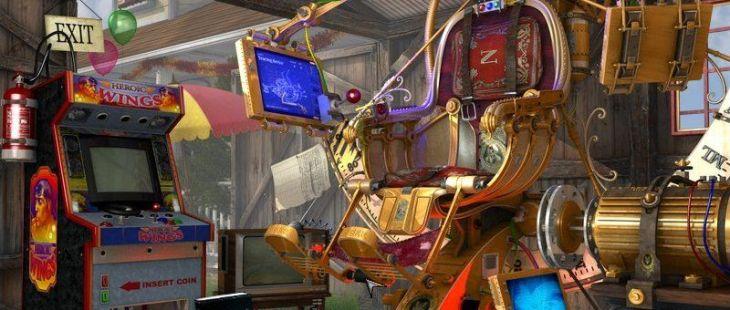 The Clumsys Windows  La máquina del tiempo