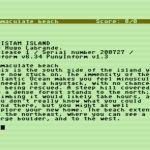 Tristam Island Commodore PET/CBM Tristam Island_1