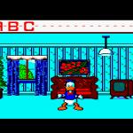 Donald's Alphabet Chase Amstrad CPC  Pantalla de carga