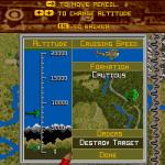 The Ancient Art of War in the Skies Amiga  Dando órdenes al escuadrón