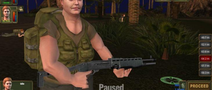 Brigade E5: New Jagged Union Windows  no todos los mercenarios son dispositivos de eyecandy