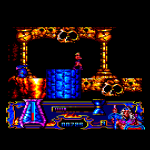 Satan Amstrad CPC  Parte 1 - Nivel 3