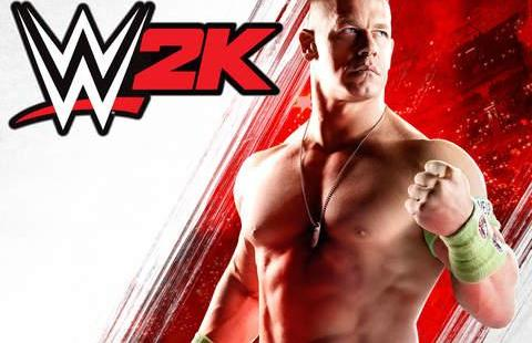WWE 2K Android WWE 2K_4