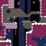 Celeste 2: Lani's Trek Browser  Usa el gancho para alcanzar las paredes y cruzar huecos.