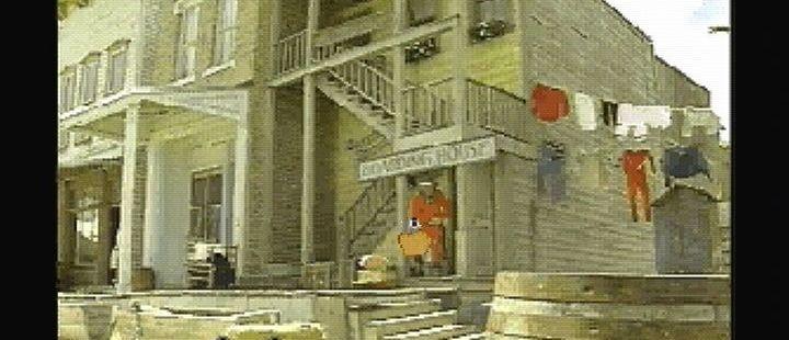 Mad Dog II: The Lost Gold 3DO  Shot en su ropa interior. Qué poco digno.