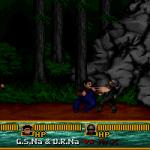 Twins DOS  Luchar contra el Sr. X en el bosque