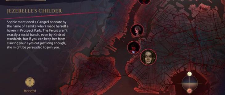 Vampire: The Masquerade - Coteries of New York Xbox One Vampire: The Masquerade - Coteries of New York_16